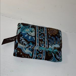 Vera Bradley tri fold wallet